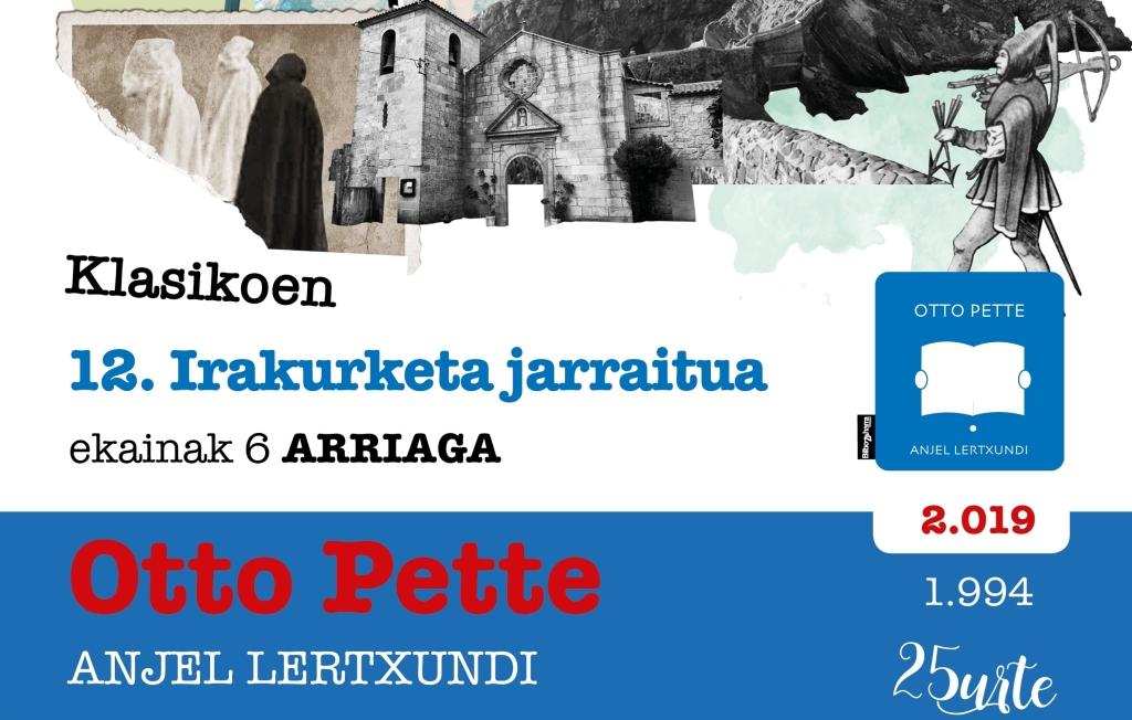 Otto Pette kartela moztuta